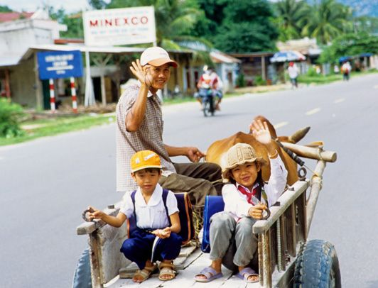 By Private Car Through Vietnam - Authentic Luxury Travel