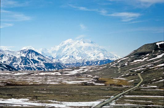 "Denali means ""the Great One."" It was known as Mt. McKinley until September 2015, when it was renamed by President Obama."