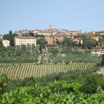 Authentic Tuscan Town – Radda in Chianti