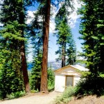 Glamping in a US National Park