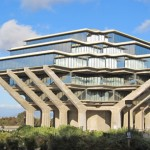 The gorgeous Geisel Library at UCSD is named for Dr. Seuss.