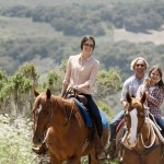Carmel Valley Ranch offers an extensive equestrian program.