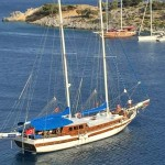 Our Gulet Charter, Sailing the Turkish Coast