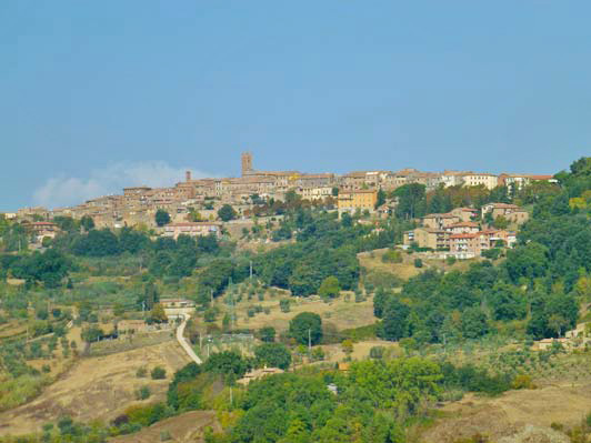 Radicondoli, a hilltown in Tuscany, and Provence in France will be home to this yoga retreat.