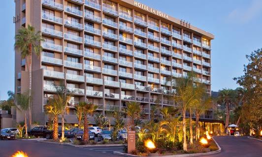 Hotel La Jolla, San Diego, California