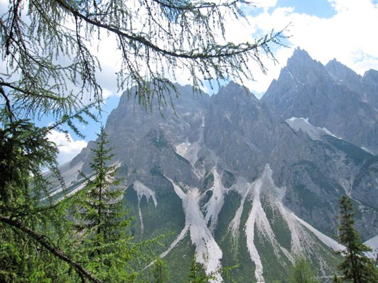 The Dolomites in Italy are one of the world's great hiking destinations.