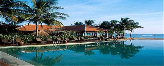 Van Nguyen can arrange for you to stay at this resort in Vietnam.