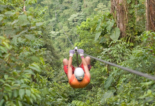 Not all Costa Rica zipline operators are created equal. Ask Costa Rica Expeditions to recommend one they know is safe.