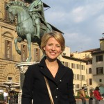 Samantha Brown will speak on both Saturday and Sunday.