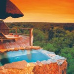 Tsala Treehouse Lodge in South Africa,