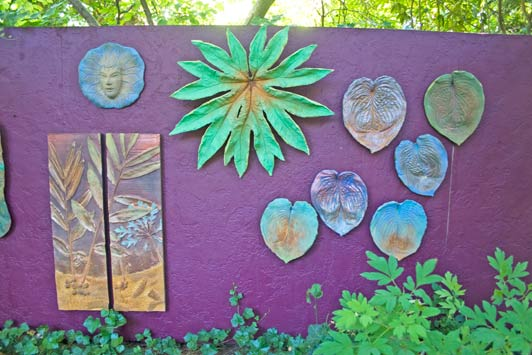 Little & Lewis, the garden of George Little and David Lewis, drew droves of visitors to Bainbridge Island from 1992 until it closed in 2008. The pair are famous for their concrete garden sculptures. Today, George and David have a garden gallery on the island. Martha Steward is a fan.