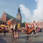 Celebrate National Holidays in Latvia