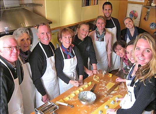 Florence cooking lessons are an authentic way to connect with the local culture of this great city.