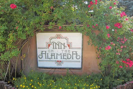 The best hotel in Santa Fe: Inn on the Alameda.