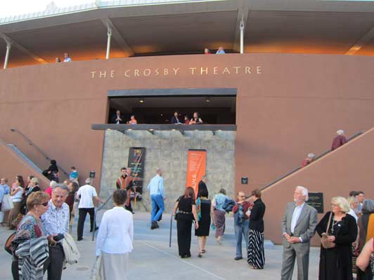 The Santa Fe Opera was founded by John Cosby in 1957.