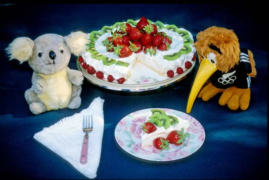 Pavlova is the subject of a trans-Tasman tug of war.