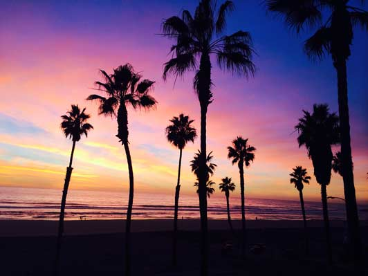 La Jolla is a community within the city of San Diego, California.