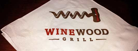Winewood Grill in Grapevine is close to DFW Airport.