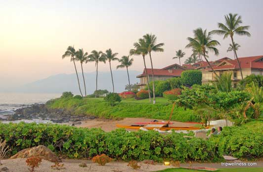 Larry Ellison, owner of both Four Seasons resorts on Lanai, is committed to sustainable tourism.