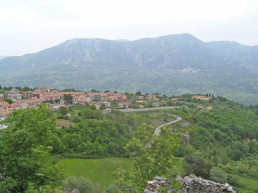 Senerchia, Provincia Avelino. Photo credit Renee Van Arsdale.