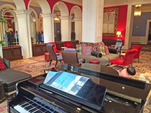 Hotel Monaco Portland is a Kimpton hotel.