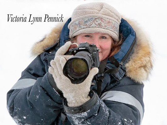 Alaska photographer Victoria Lynn Pennick is based in Anchorage.