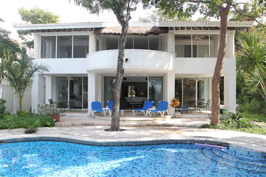 Cozumel vacation rentals: Casa de Las Flores was out home-away-from-home.