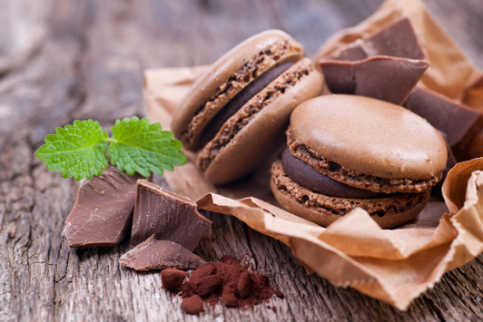 Paris: chocolate walk and Macaroon tour.