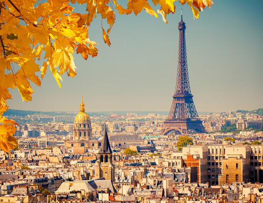 Paris - Imagine exploring the City of Light on a private guided tour.