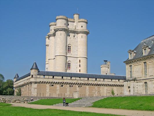 The famous landmark Chateau de Vincennes is just a short Metro ride from Paris.