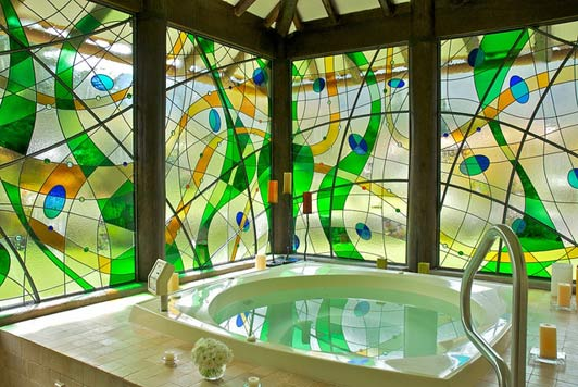 Yacu Wasi Spa - the House of Water - at Sol y Luna offers a comprehensive selection of treatments.