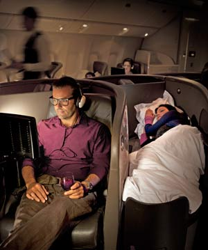 Air New Zealand Business Premier...