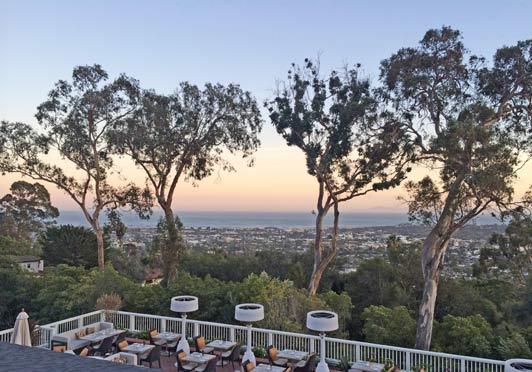 View from Belmond El Encanto, Santa Barbara. Credit Maggie Espinosa.