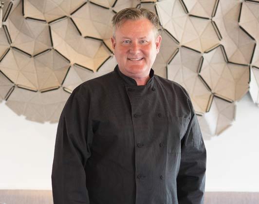 Houston restaurants: Chef Greg Martin of Bistro Menil specializes in European-inspired American dishes.