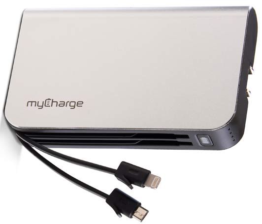 This charger is the perfect gift for anyone who relies on their phone when they travel.