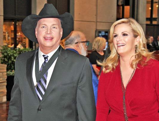 "Nashville - Garth Brooks is a ""Music City"" regular."
