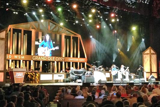 Grand Ole Opry, Nashville.