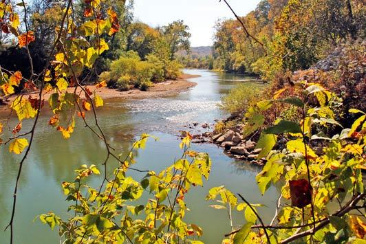 Nashville is a great fall destination.