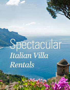 Spectaular Italian Villas and homes for rent