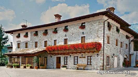 I Comelli is a popular agriturismo in Friuli-Venezia Giulia, Italy.