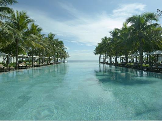 Nam Hai Resort, Hoian (Hoi An), Vietnam.