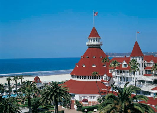 USA Today says that the Hotel del Coronado is one of the best hotels in the country.