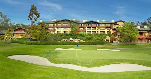 Will you play a round while you're in La Jolla?