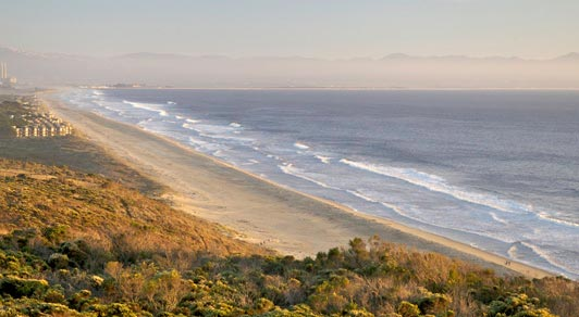 Sunset Beach State Park. Photo courtesy of California State Parks.