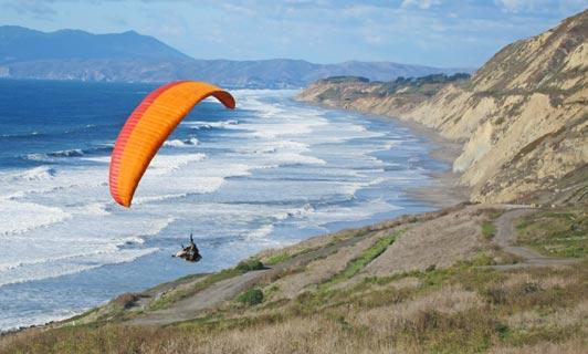 One of hundreds of breathtaking views along the California coast.
