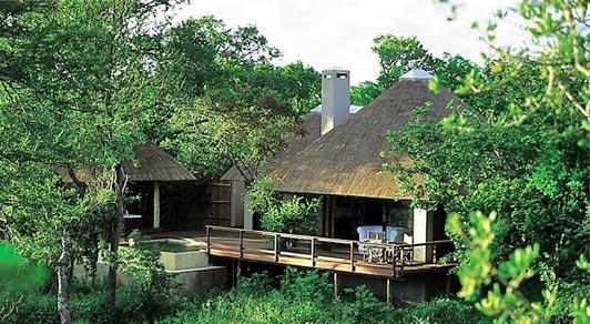 Royal Malewane is an exclusive luxury safari getaway.