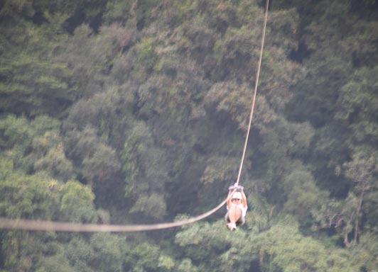 Costa Rica is a great place to confront a fear of heights.
