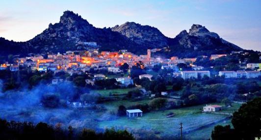La Vignaredda, Aggius, Sardinia, Italy.