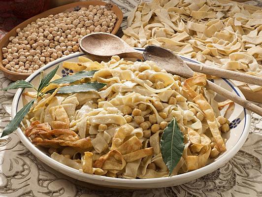 Handmade pasta, Puglia. Photo courtesy of Aria Luxury Apulia.