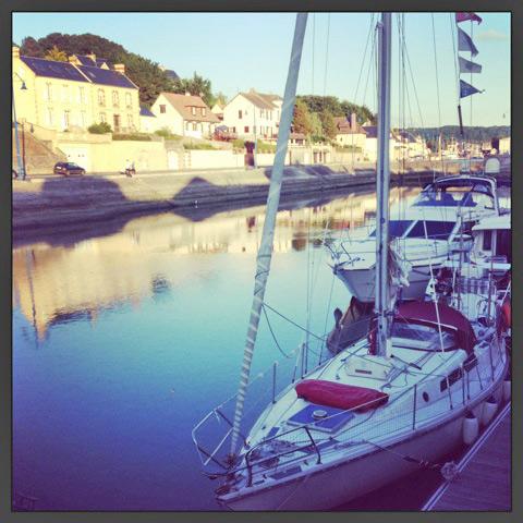 Port en Bessin, Normandy, France. Photo credit Doug Hamilton.